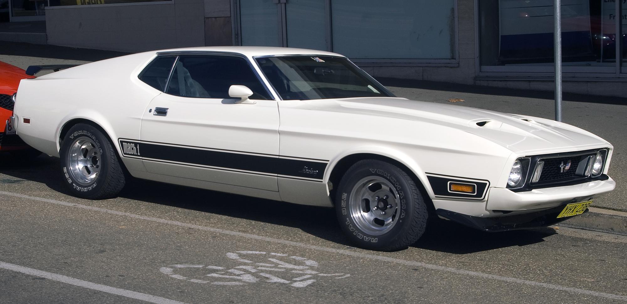 Mustang Museum line